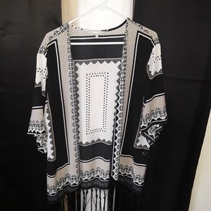 Lite kimono